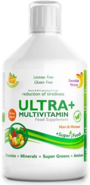SWEDISH NUTRA-ULTRA