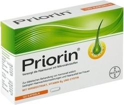 Priorin для укрепления волос