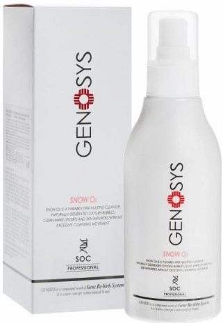Genosys Snow O2 Cleanser (SOC)