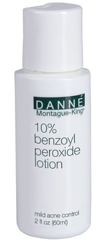 Benzoyl Peroxide Lotion