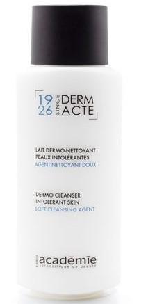 Lait dermo-nettoyant reaux intolerantes agent nettoyant doux