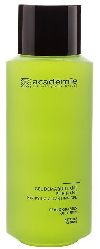 Academie Gel Demaquillant Purifiant