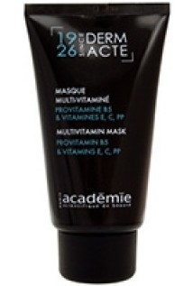 Masque multi-vitamine