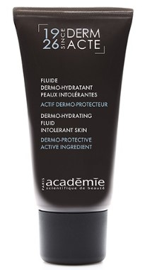 Fluide dermo-hydratante peaux intolerantes