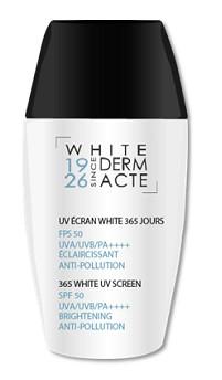365 white uv screen spf 50 Academe
