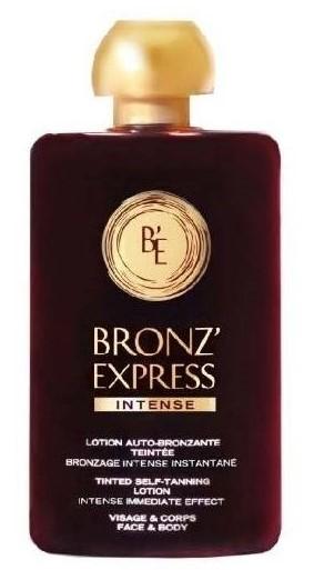 Lotion Bronz'Express INTENCE
