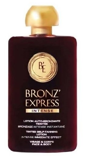 Lotion Bronz'Express INTENCE