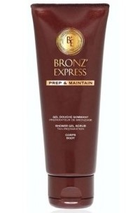 Academie Bronze Express Shower Gel Scrub