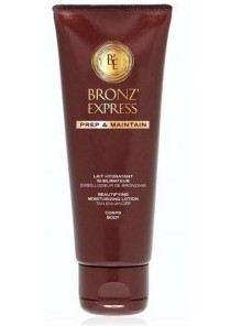 Academie Bronze Express Beautifying Moisturizing Lotion Tan Enhancer